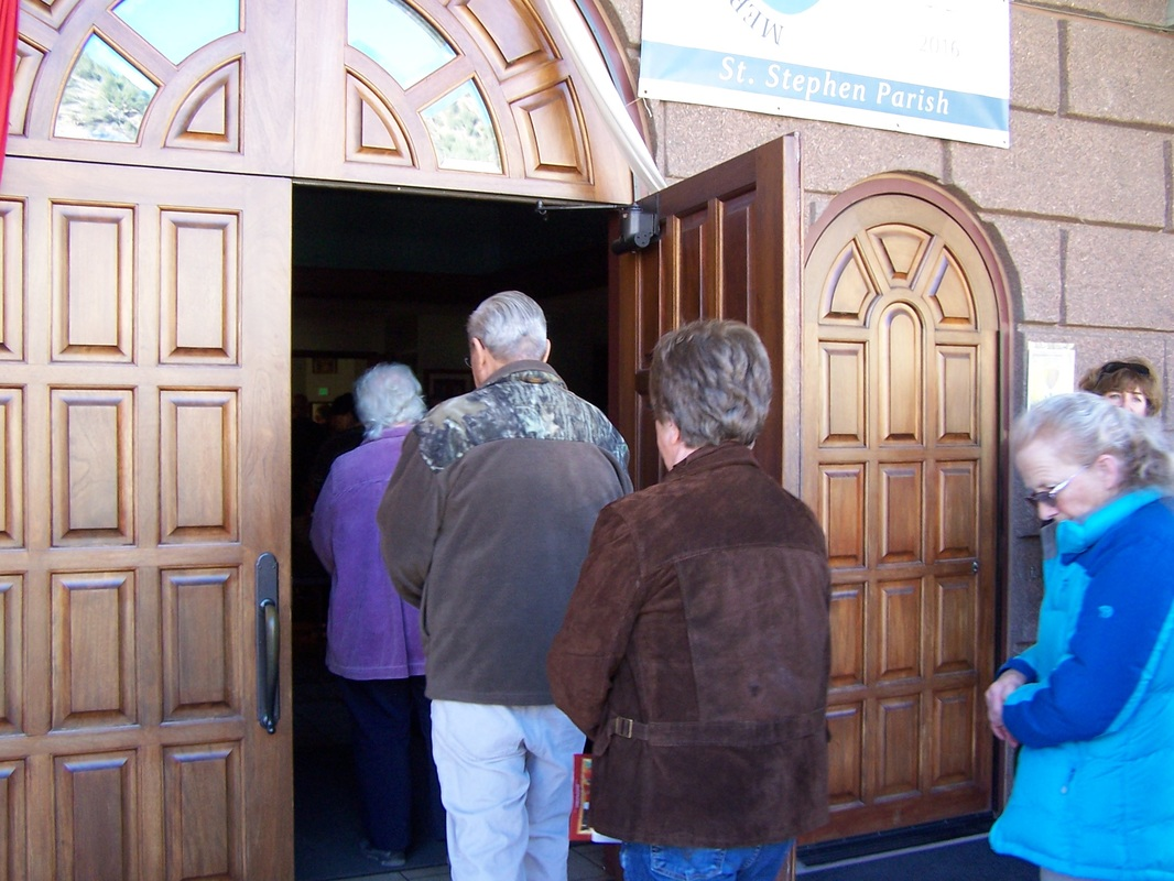 Testimonials of the Holy Door Trip to Glenwood...  Awesome-Beautiful day  - Deacon Joe u0026 Carol St. Joseph  Very nice. I really enjoyed all the pictures and ... & Holy Door Trip 2016 - St. Mary St. John u0026 St. Joseph Catholic Churches