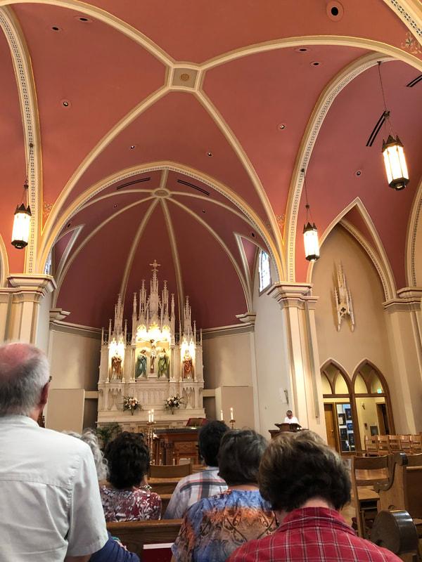santa fe nm pilgrimage st mary st john st joseph catholic churches santa fe nm pilgrimage st mary st